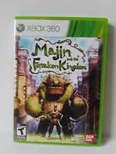 Majin and the Forsaken Kingdom (Xbox 360) - Complete With Manual, Case and Disc