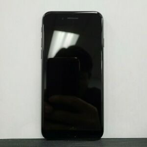 New LOCKED Apple iPhone 7 128GB Jet Black A1778 - Read Descriptions