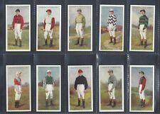 OGDENS - JOCKEYS 1930 - FULL SET OF 50 CARDS