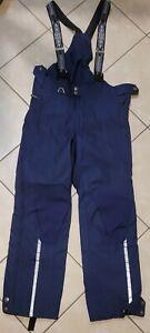 Used Black Men's M Spyder Insulated Ski Pants (Style 64902)