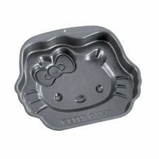 Hello Kitty Cake Mould Tin Sanrio Licensed 27.5cm x 24.3cm x 5.2cm Brand New