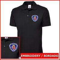 Camiseta Polo Hombre bordado Logo SCANIA CAMION embroidery logo TSHIRT POLO
