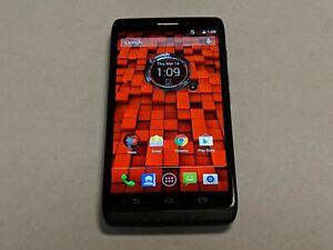 Motorola Droid Ultra XT1080 16GB Black/Gray Verizon Smartphone/Cell Phone