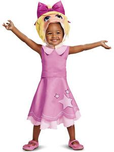 The Muppet Babies Miss Piggy Classic Child's Costume Toddler 12-18 Months