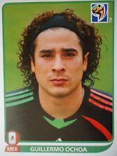 Panini 51 Guillermo Ochoa Mexico FIFA WM 2010 Südafrika