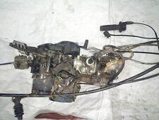 Pit Bike KLX 110 or CRF 50 Big Bike Style Pro Frame complete engine w/ carb +!!