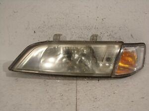 99 00 01 02 2001 NFINITI G20 DRIVER LEFT HEADLIGHT LAMP LENS ASSEMBLY 11051