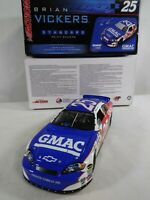 Action 1:24 Brian Vickers GMC 2006 Monte Carlo Total Production 3,804