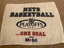 New Jersey Nets 2004 NBA Playoffs Fan Towel