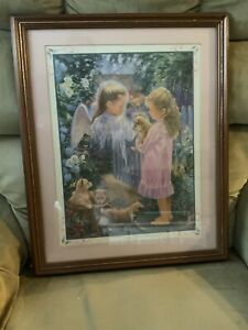 Home Interior Angel In Homco Pictures For Sale Ebay
