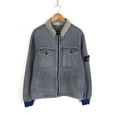Stone Island Zip Up Jacket Size L Grey