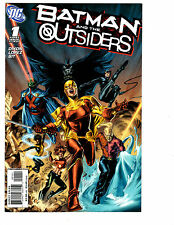 3 Batman and The Outsiders Dc Comic Books # 1 2 3 Jla Catwoman Manhunter Bh10