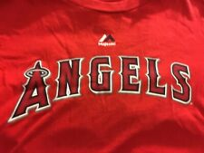 California Angels Mike Trout #27 Boys jersey T-shirt
