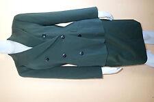 escada  BLAZER, Ladies SUIT Jacket,skirt ,green,wool,sz , *p