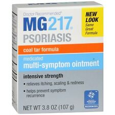 MG217 Medicated Multi-Symptom Ointment, Intensive Strength 3.8 oz (107 g)