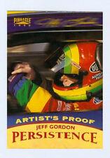 Jeff Gordon 1996 96 Pinnacle Artist Proof Parallel Insert Card #67 AP Rare Find