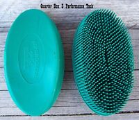 Curry - Soft Rubber Oval Face (Green)