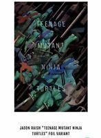 Teenage Mutant Ninja Turtles Screen Print FOIL VARIANT