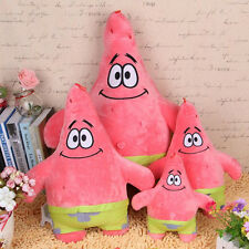"New 8"" SpongeBob Squarepants Patrick Star Stuffed Animal Plush Toy Doll Soft Toy"