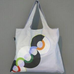 LOQI Tasche ROBERT DELAUNAY Endless Rhythm BAG Museum bag Einkaufstasche