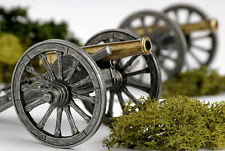 Civil War Imported Boxed All Metal Artillery Napoleon Cannon Model 18x8 Cms NEW