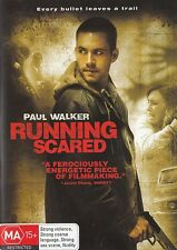 RUNNING SCARED (Paul WALKER Vera FARMIGA Chazz PALMINTERI) ACTION Film DVD Reg 4