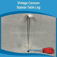 Caravan SQUEEZE V TYPE TABLE LEG Vintage Viscount Franklin Millard York CB0147