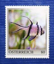"""ME1 - Merkenedition Fische """"Banggai Kardinalbarsch"""" - Österreich PM 2020**"""
