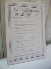 AMERICAN JOURNAL of ARCHAEOLOGY 1975 N°3