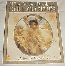 The Perfect Book of Doll Clothes: The Vanessa-Ann