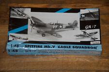 Hasegawa Gartex 1:48 Spitfire Mk.V Eagle Squadron Model Kit #GA7 #69007 NEW