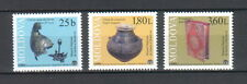 Moldova 1999 Museum Archaeology 3 MNH stamps