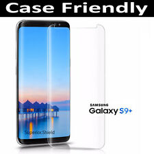 100% Genuine Tempered Glass Screen Protector For Samsung Galaxy S9 Plus
