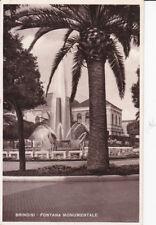 RP: Brindisi, Italy , 20-30s ; Fontana Monumentale