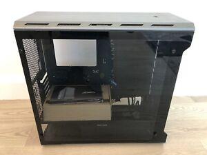 Phanteks Enthoo Evolv ATX Tempered Glass (+ NZXT Hue+ RGB Hub + MMT 12 Fan Hub)
