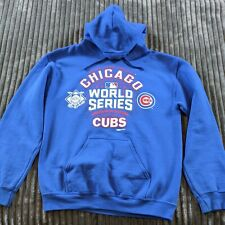 Chicago Cubs 2016 World Series Sweatshirt - Size Small