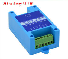 2-way RS485 to USB module lightning protection compatible with win7/8/10