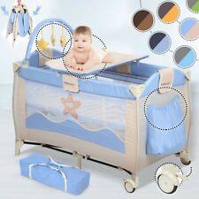 Infantastic® Kinderreisebett Tragetasche Baby Reisebett Kinderbett Klappbett
