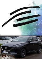 For Mazda CX-5 17-18 Deflector Window Visors Guard Vent Weather Shield