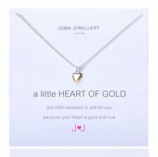 "Joma Jewellery Necklace ""Little Heart of Gold"""