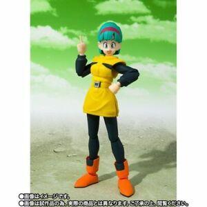 Bandai S.H.Figuarts Bulma Departure to Planet Namek Japan version