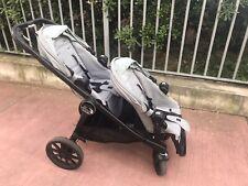 Passeggino Trio Baby Jogger City Selecy Lux Gemellare