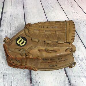 "Wilson Baseball Glove A9570 Limited Team Series Edition Dual Hinge 13.5"" RHT"