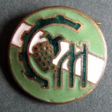 SOVIET UNION, MOLDOVA - FOOTBALL CLUB MOLDOVA KISHINEV VINTAGE ENAMEL PIN