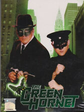Complete 1940-1966-67 GREEN HORNET BRUCE LEE TV Series Trailers Batman DVD Set