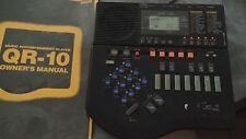 Yamaha QR10 Music accompaniment Player and Sound Module
