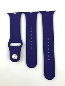 Original OEM Apple watch Series 6 SE 5 4 3 2 1 Sport Band 38mm 40mm Ultra Violet