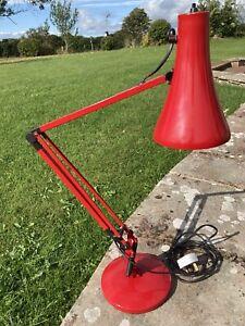 Herbert Terry Anglepoise Desk Lamp Model 90
