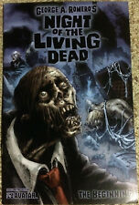 Night of the Living Dead Beginning #1 VARIANT Comic George Romero Avatar
