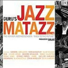 "GURU´S JAZZMATAZZ ""VOL. 4-THE HIP HOP JAZZ..."" CD NEWWA"